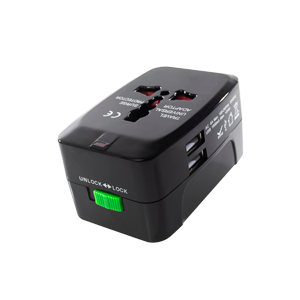 Travel Adapter 5